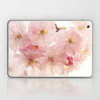 Cherry Blossoms- In Memo… Laptop & iPad Skin