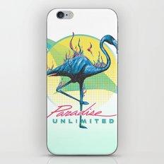 Paradise Unlimited iPhone & iPod Skin