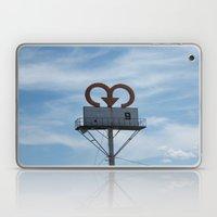 Symbol Laptop & iPad Skin