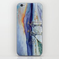 Salsa Birds Getting Thei… iPhone & iPod Skin