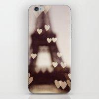 City of Love - Paris iPhone & iPod Skin