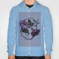 Convolvulus And Tile Hoody