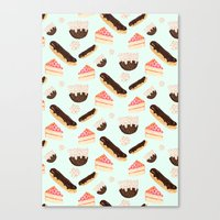 Sweet Things Canvas Print