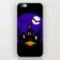 Halloween Night iPhone & iPod Skin