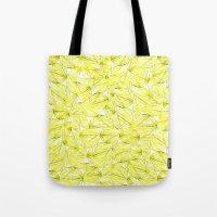 Summer Bamboo Tote Bag