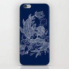 The Koi Fishes iPhone & iPod Skin