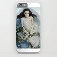 iPhone & iPod Case featuring Mermaid 2 by Rachel Thalia Fisher