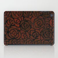 Cluster of Roses iPad Case