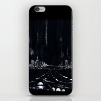San Francisco Nightdrive iPhone & iPod Skin