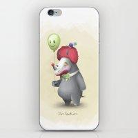 Das Spaßhorn iPhone & iPod Skin