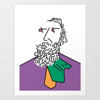 Brahms Art Print