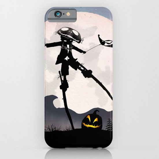 Jack Skellington Kid iPhone & iPod Case