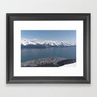 Seward Framed Art Print
