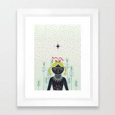 Betiya Framed Art Print