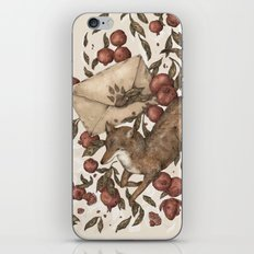 Coyote Love Letters iPhone & iPod Skin