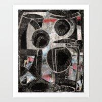 Abstrct10294 Art Print