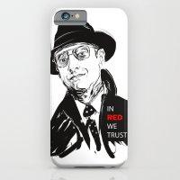 In RED we TRUST iPhone 6 Slim Case