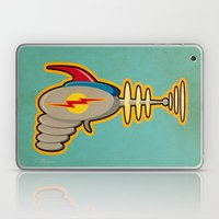Retro Ray Gun Laptop & iPad Skin
