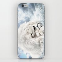 Barbary Lion iPhone & iPod Skin
