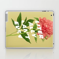 Literally Can't Even Laptop & iPad Skin
