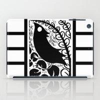 Doodlebird Print iPad Case