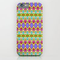 iPhone & iPod Case featuring Happy Pattern 001 by Karma Cases