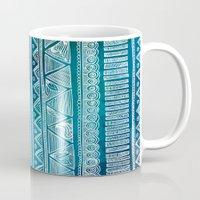 Hippie Pattern Mug