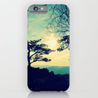 iPhone & iPod Case featuring Love Lights the Sky by RDelean