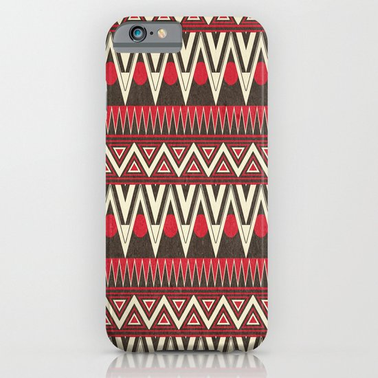 Tribal New World  iPhone & iPod Case