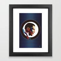 4ward Framed Art Print