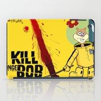 Kill Spongebob iPad Case