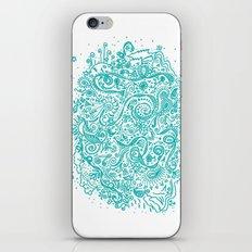 DoodleLand iPhone & iPod Skin