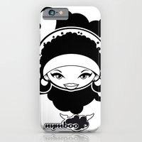iPhone & iPod Case featuring BEE-J T-SHIRT by Nymboo