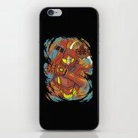 The Huntress. iPhone & iPod Skin
