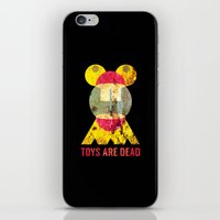 Toys Are Dead. iPhone & iPod Skin