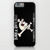 Black & White News iPhone 6 Slim Case