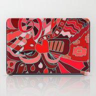 Abstract 28 iPad Case
