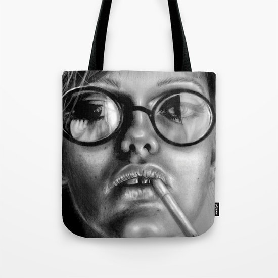 +Somewhat Damaged+ Tote Bag