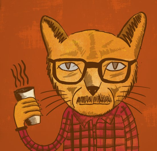 Working with designers is like herding cats Canvas Print