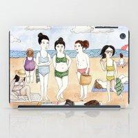 Beach Babes iPad Case