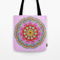 Mix&Match;  Pretty Pink … Tote Bag