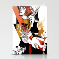 Lust Stationery Cards