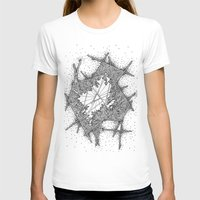 fractal T-shirts featuring Fractal by Abstract Al