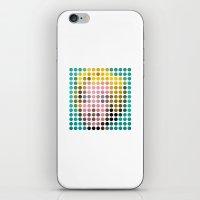 Marilyn Monroe Remixed iPhone & iPod Skin