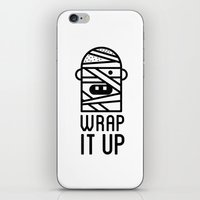 Wrap It Up iPhone & iPod Skin