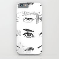 Many Eyes iPhone 6 Slim Case