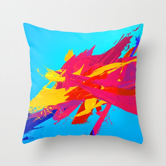 You Mean the World to Me Throw Pillow