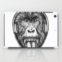 Scream And Shout iPad Case
