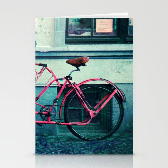 drive? Stationery Card