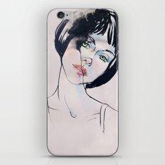 Mod Girl iPhone & iPod Skin